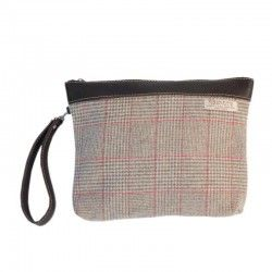 Handtasche Prince of Wales Rot