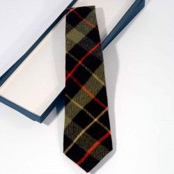 Corbata Cuadros Escoceses
