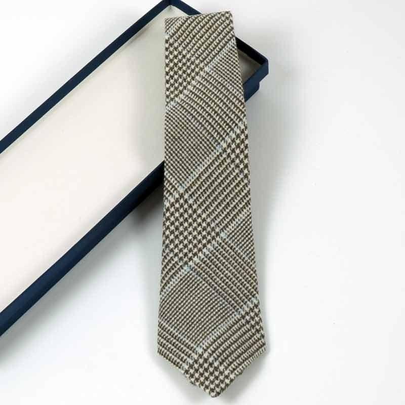 Krawatte Wales Blau