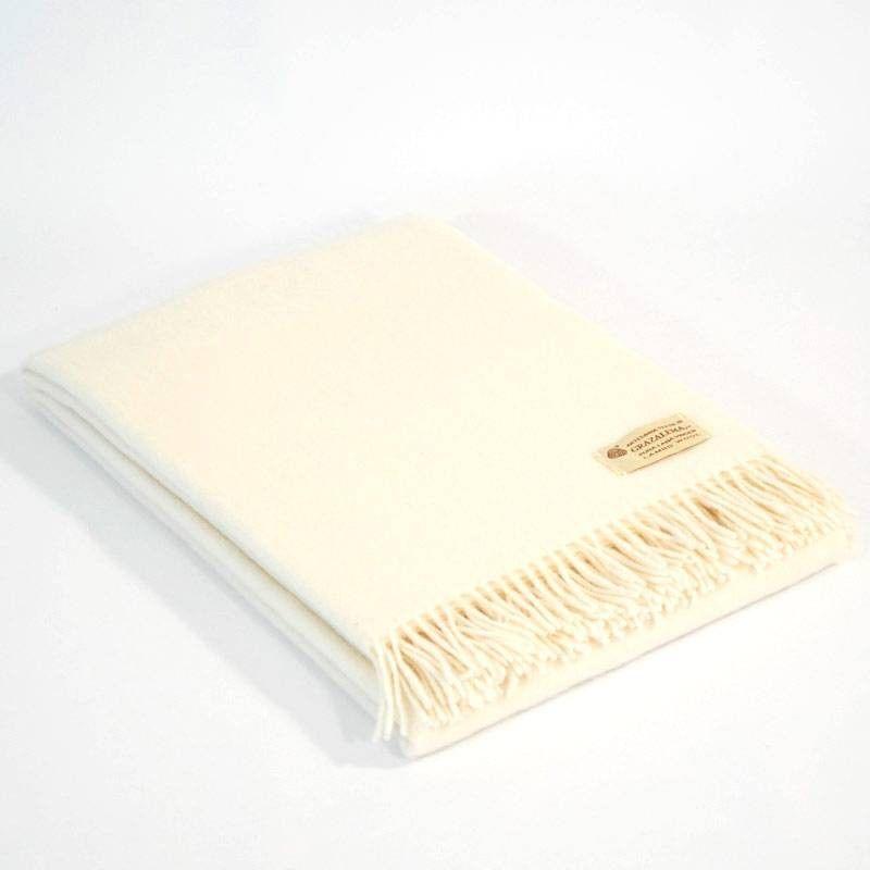 Decke Weiß