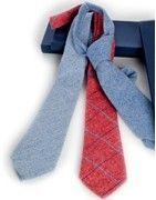 Wolle Krawatte