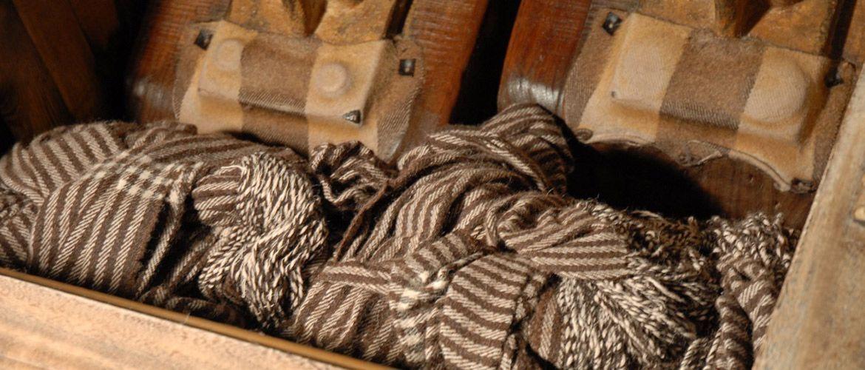 Batán de mazos de Grazalema - Museo textil de lanas