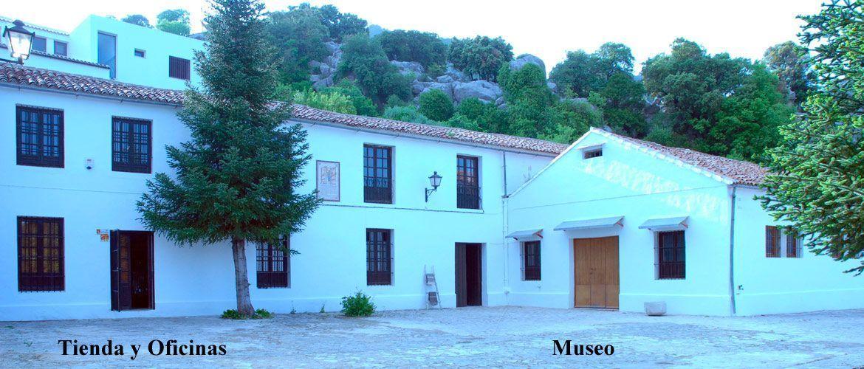 Fábrica de Mantas y museo textil de lanas en Grazalema