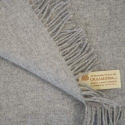 Clear Grey Scarf