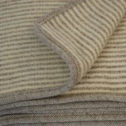 Single Size Border Blanket: Vellori
