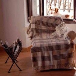 Plaid para sofá Endrinal