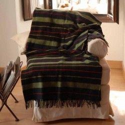 Tartan Sofa Throw