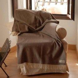 Sofa Decke Nerz