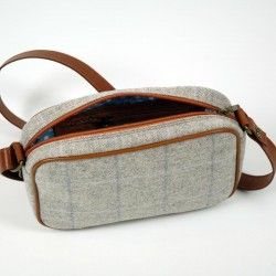 Bolso Gris Mujer
