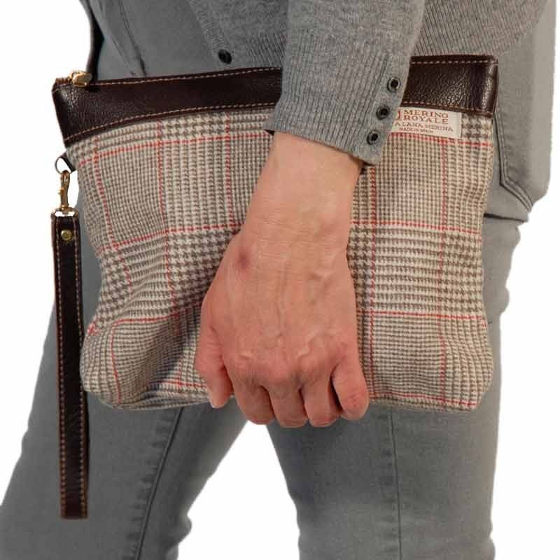 Red Welsh Handbag