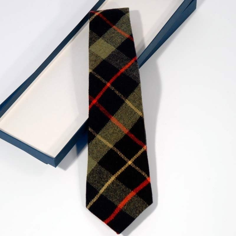 Krawatte Tartan