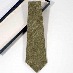 Krawatte Grün