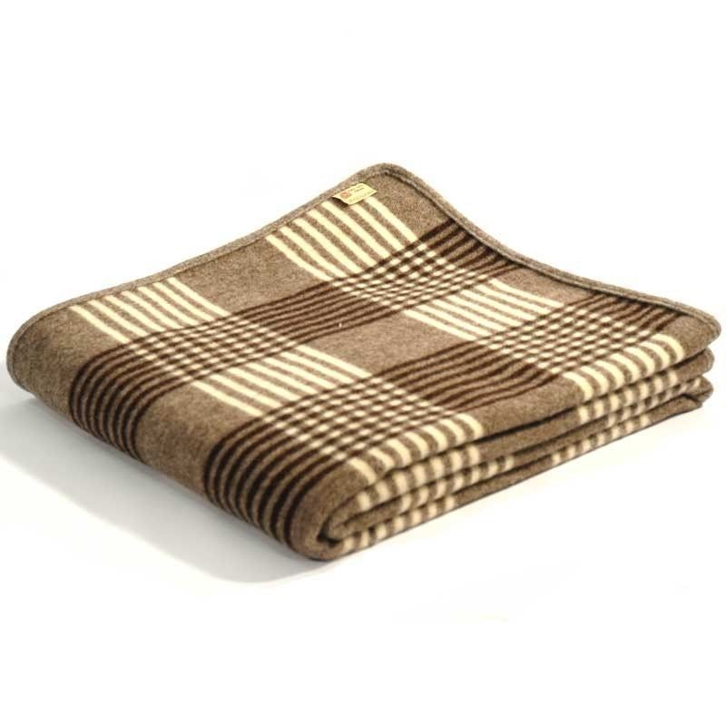 Blanket Queen size: Gaidovar (without fringes)