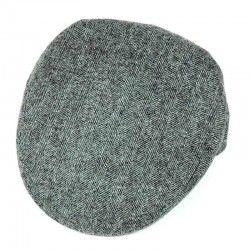 Grau Wollkappe