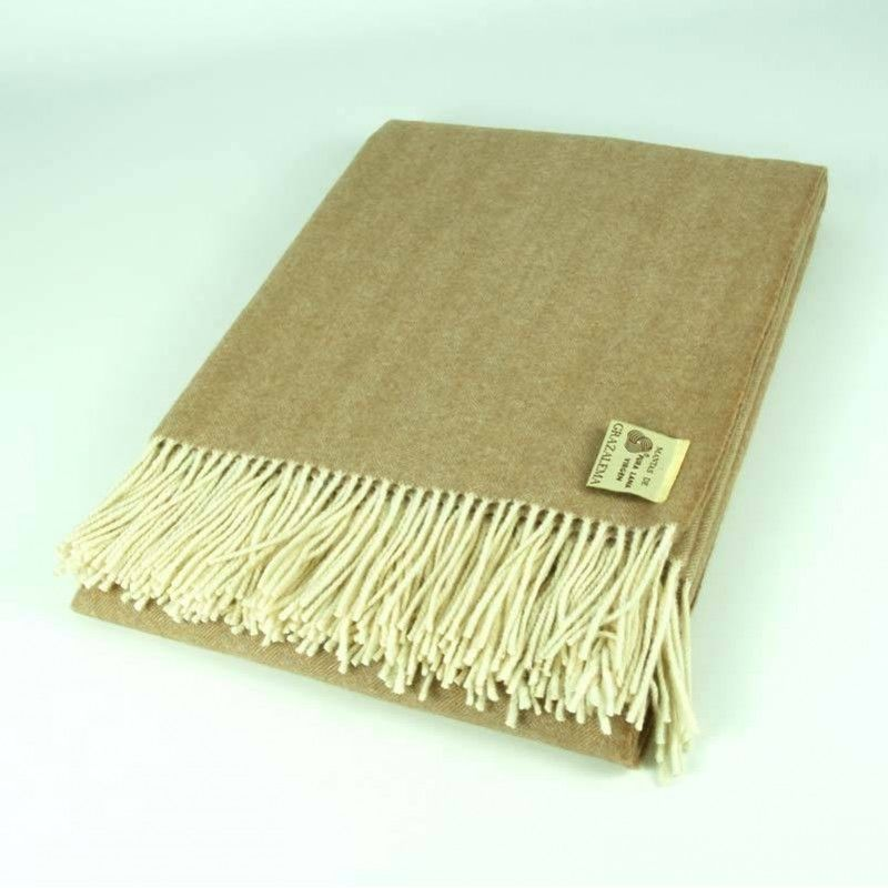 Personalized Blanket Beige