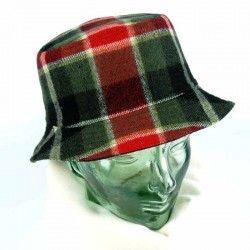 Wollmütze Schottenkaro