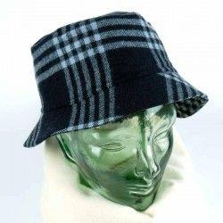 Blue Round Cap