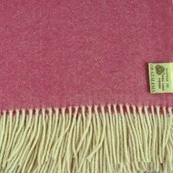 Coral Throw Blanket