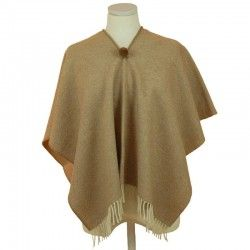 Camel Poncho for Children