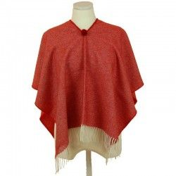 Red Poncho for Child