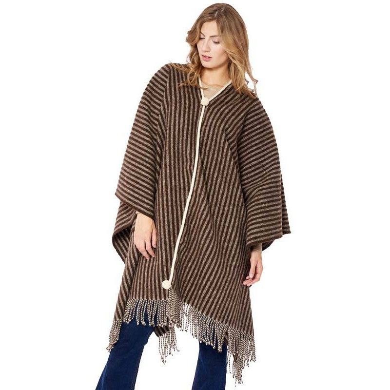 Andalusien WollPoncho