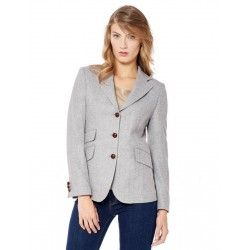 Chaqueta Mujer Gris