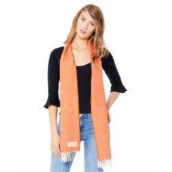 Orange Scarf