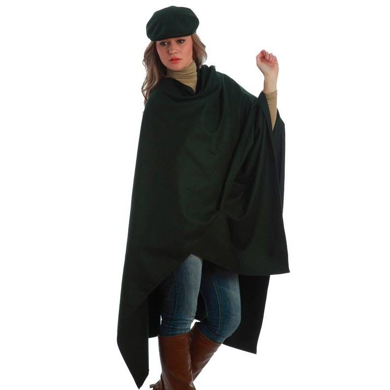 Green Cape for Lady