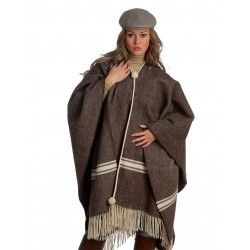 Andalusian Poncho