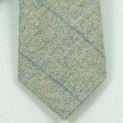 Krawatte Grau Karierten