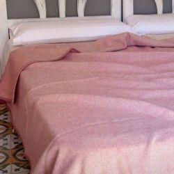 Coral Bed Blanket