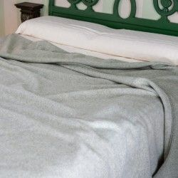 Green Bed Blanket
