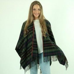 British Cape Poncho