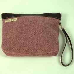 Small Burgundy Handbag