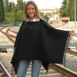 Black Poncho