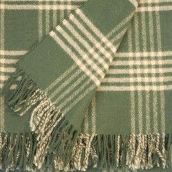 Plaid Verde Cuadros