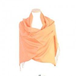 Bamboo Orange Schal