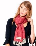 【Shawls & Scarves for Women】 100% Wool | GRAZALEMA