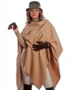 Womens Wool Large Capes & Clothes | GRAZALEMA