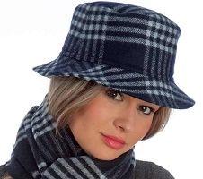 wool scottish cap
