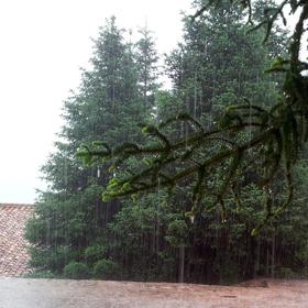 Grazalema lluvias